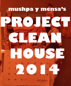 mushpa y mensas clean hosue project 2014
