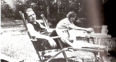 Marguerite Yourcenar and Grace Frick