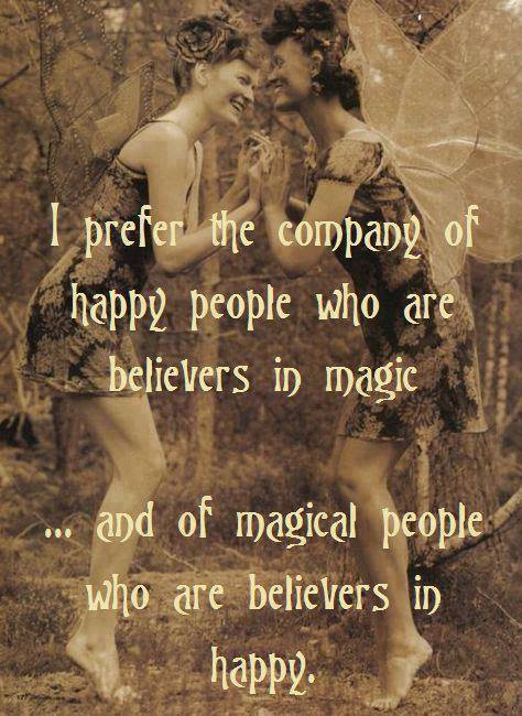 Magical People