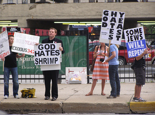 God Hates Shrimp